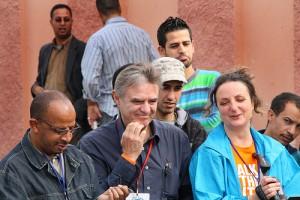 Rafa et Isa au Maroc