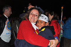 """LA rencontre de """"ma"""" marche... Anderson, 10 ans."""