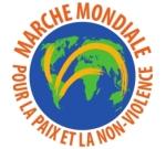 Logo de la Marche Mondiale pour la Paix et la Non-Violence