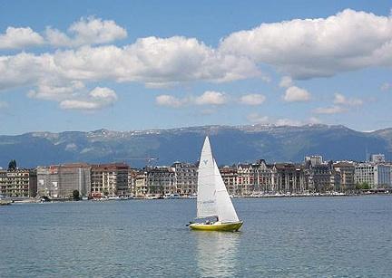 La Marche mondiale passe par Genève