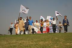 L'équipe de base à New Delhi